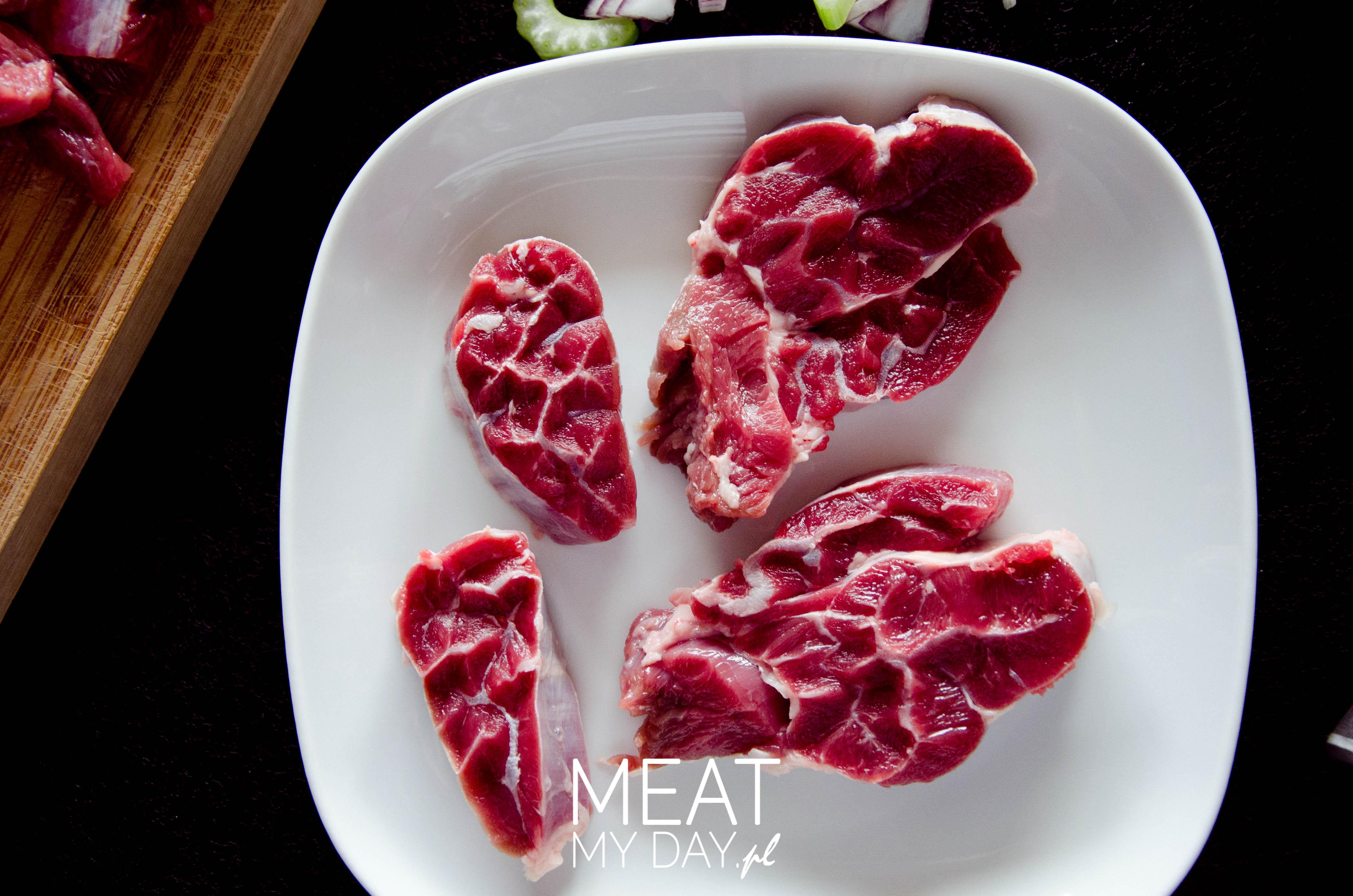 Pręga Wołowa Goleń Przepis W Meatmydaypl