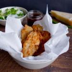 Chrupiące stripsy z kurczaka jak w KFC