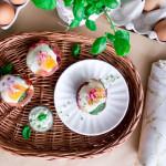 Jaja w parmeńskich kokilkach na wielkanocne śniadanie