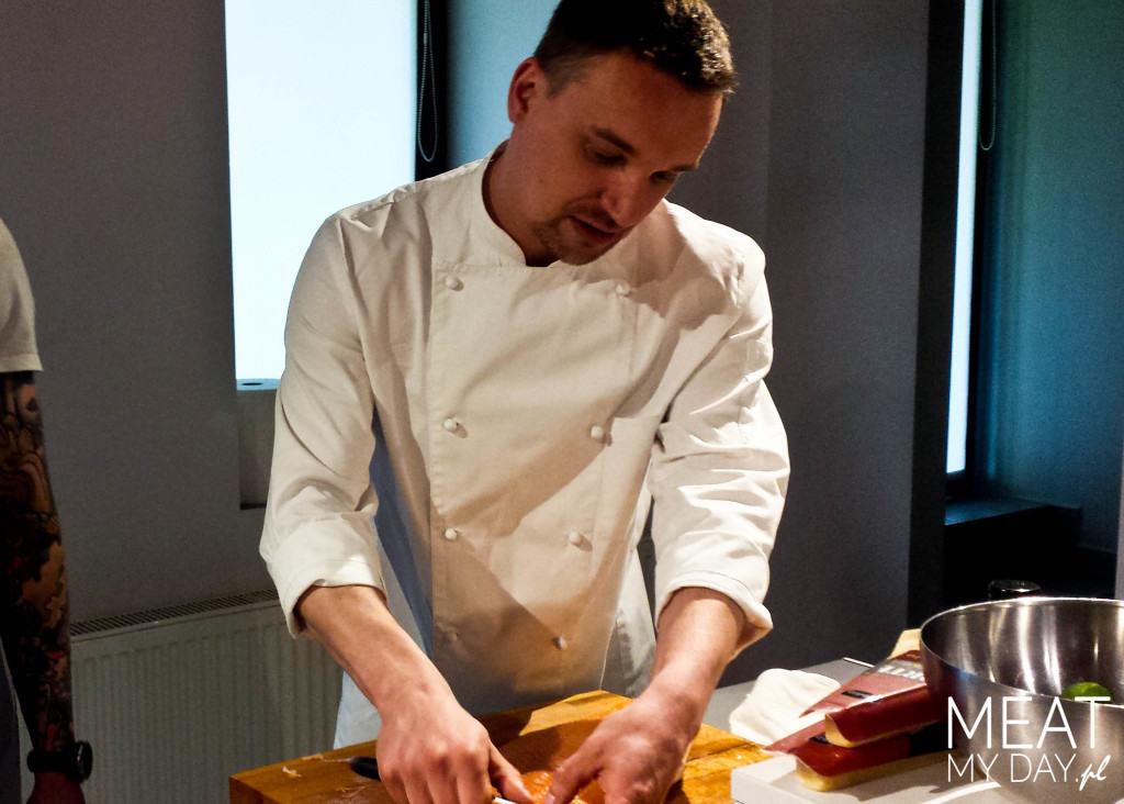 Kulinarne Inspiracje Maciej Kopczyński - Warsztaty
