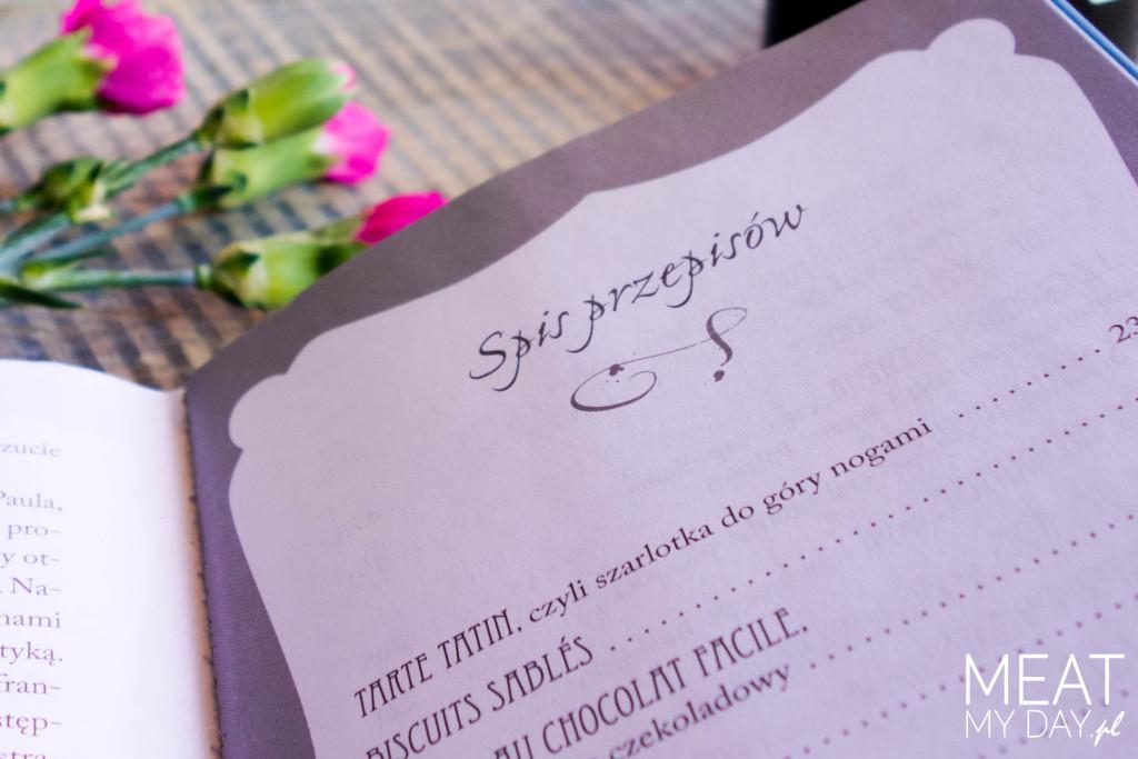 Sekrety francuskiej kuchareczki Marie-Morgane Le Moel - Przepisy