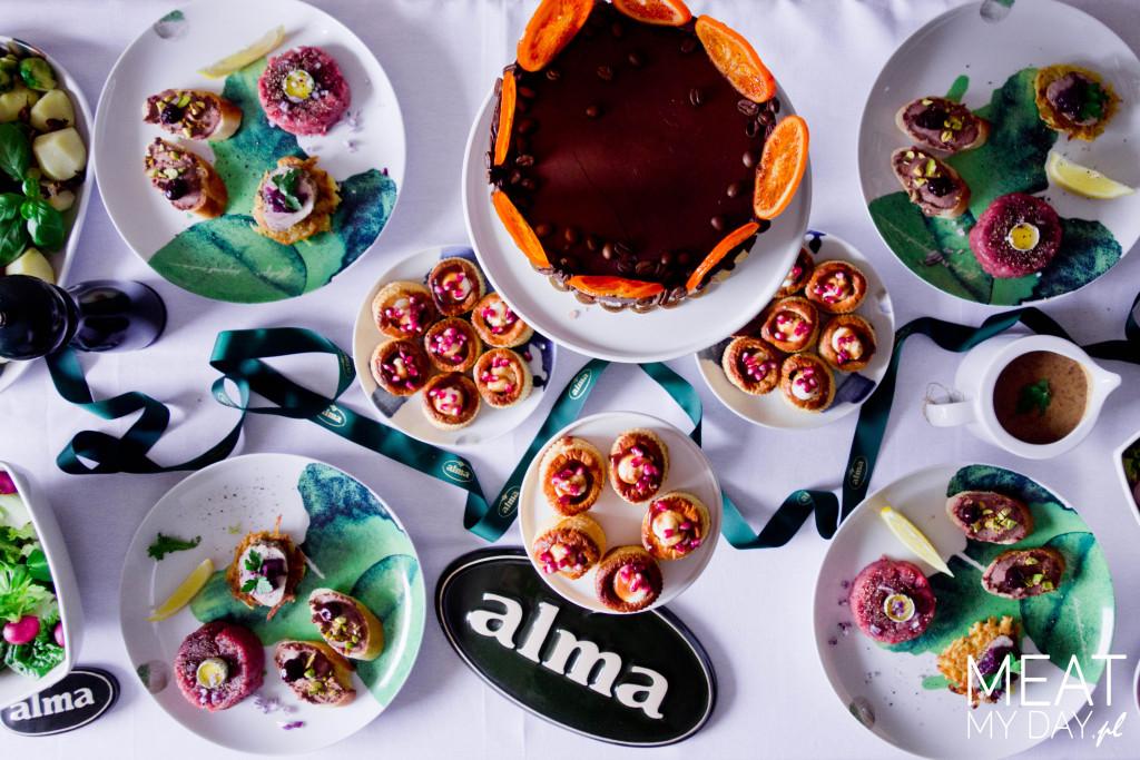 Urodziny Alma i Meatmyday