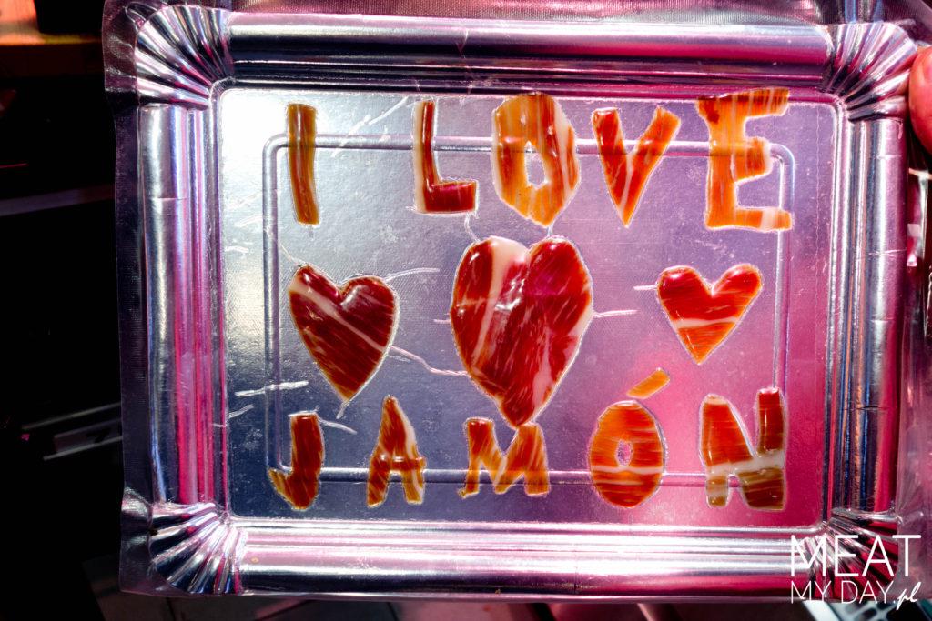 I love jamon