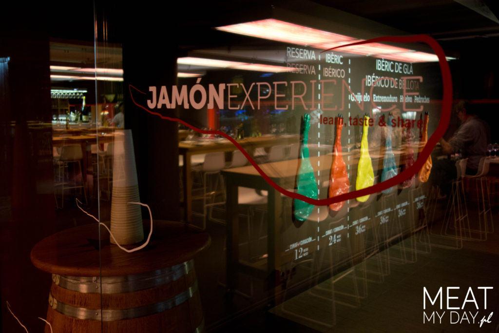 Jamon Experience - wnętrze