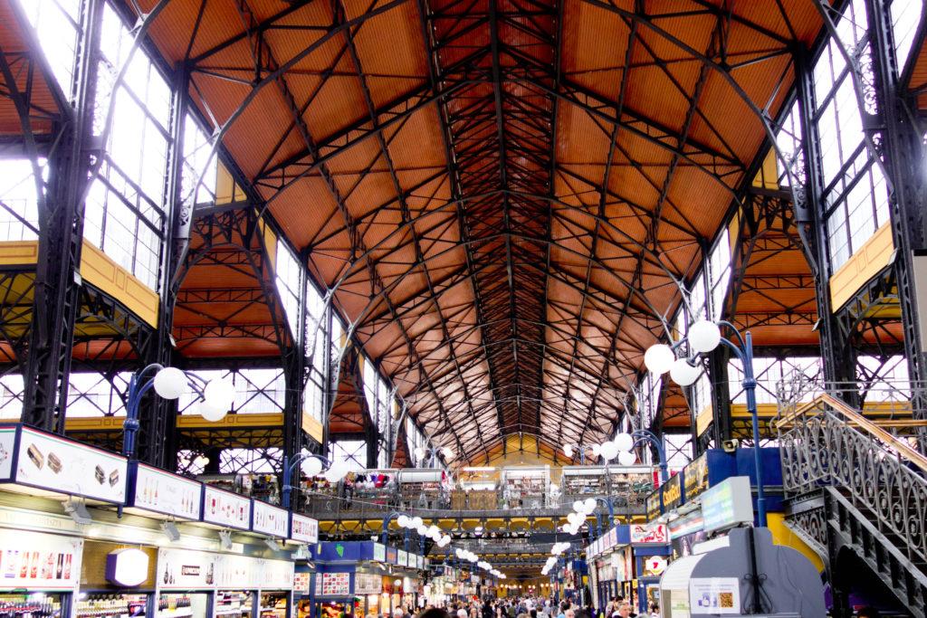 Central Market Hall Vásárcsarnok - Hala Targowa