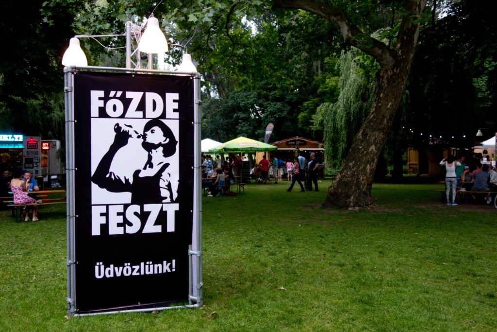 Festiwal piwa - Fozde feszt