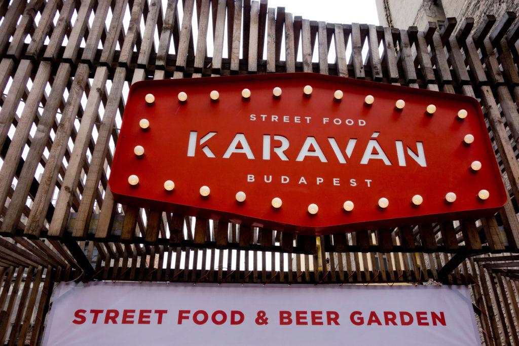 Karaván Street Food - Budapeszt