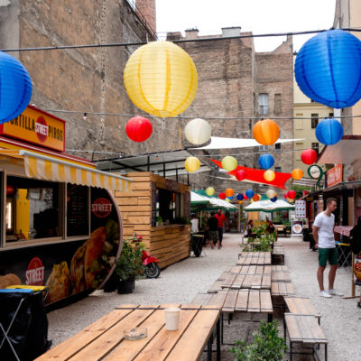 Gdzie jeść w Budapeszcie? Węgierski street food