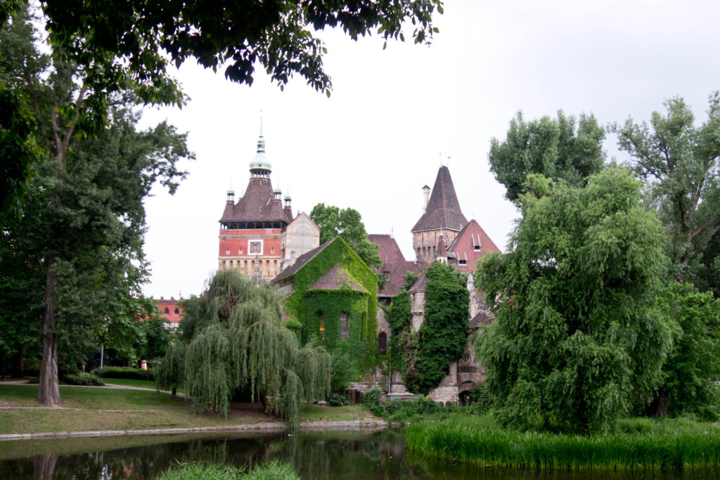 Zamek Vajdahunyad