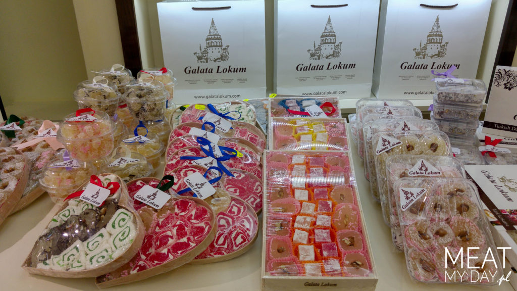 Galata Lokum - słodycze