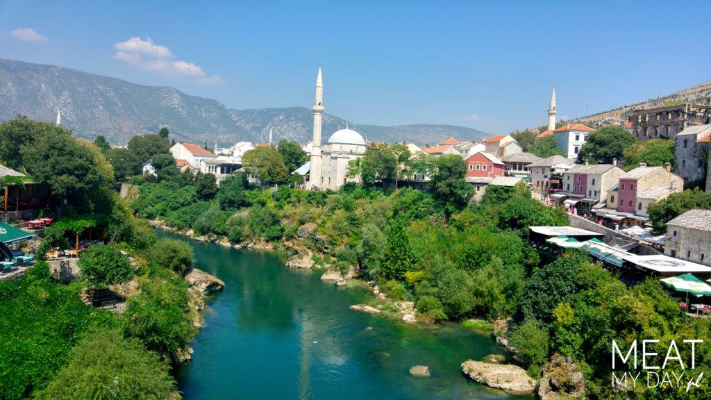 Mostar, Bośnia