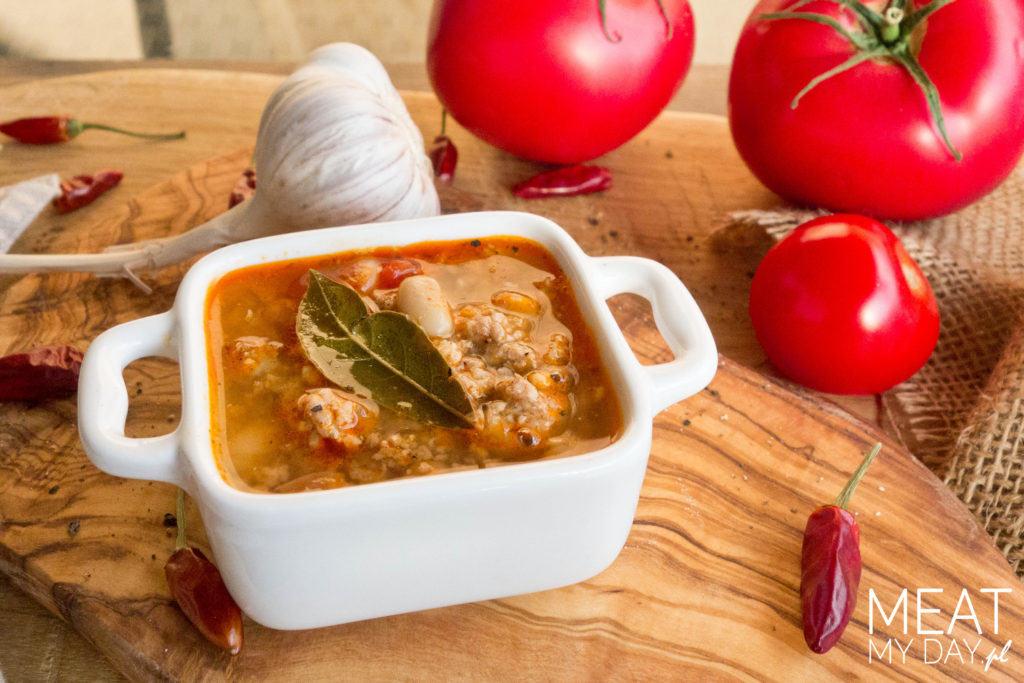 Locro - argentyńska zupa mięsna