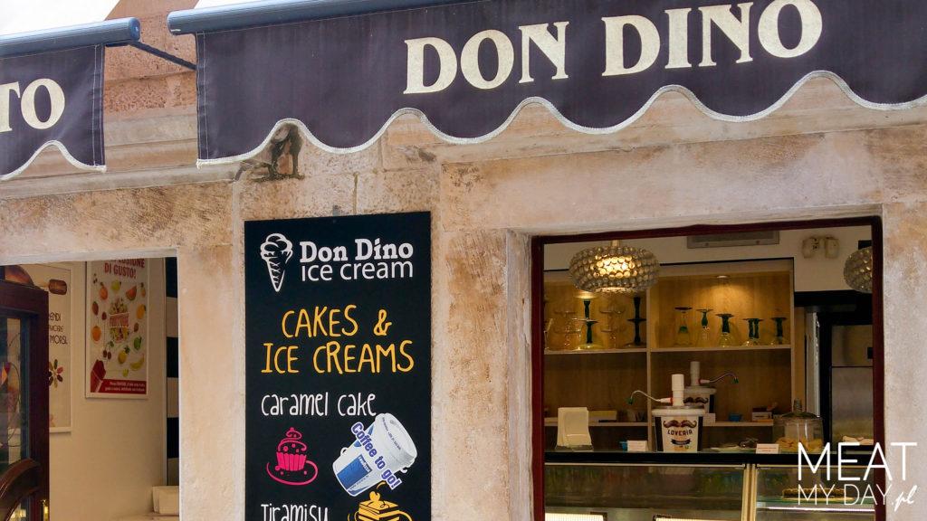 Lodziarnia Don Dino Trogir