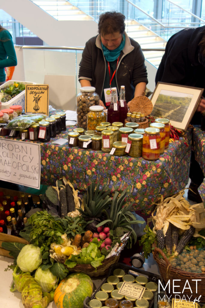Terra Madre Slow Food - Plony ziemi