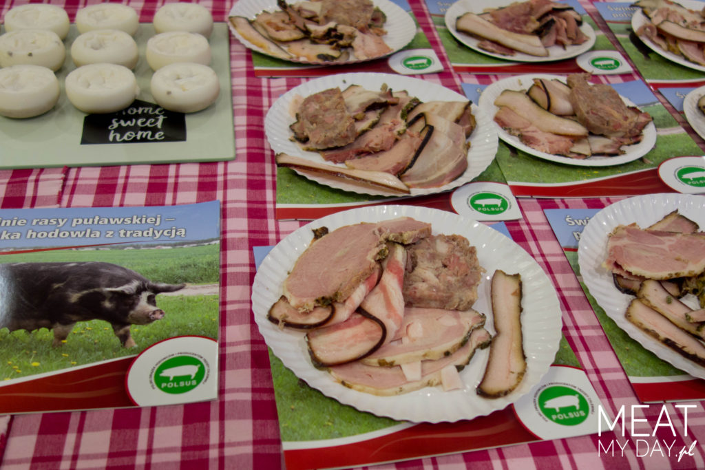 Terra Madre Slow Food - Wędliny ze świni puławskiej
