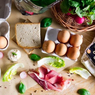 Wielkanoc – przepisy na śniadanie