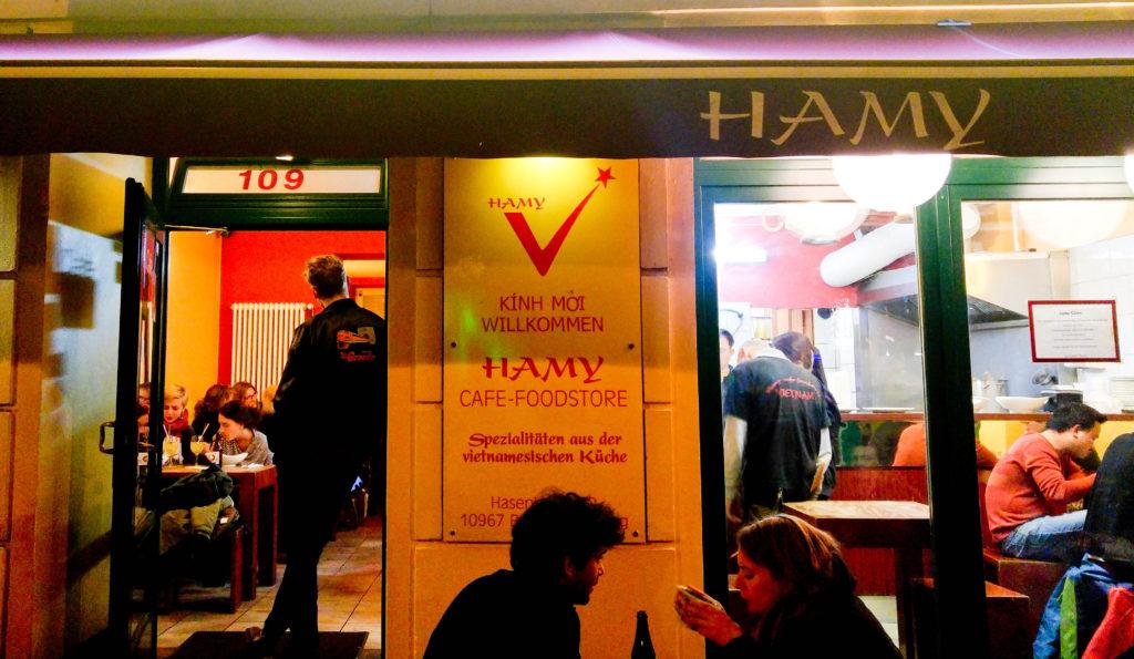 Hamy - tajska knajpa w Berlinie