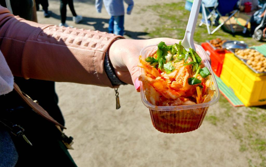 Thai Park - Kimchi