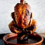 Kurczak pieczony na butelce piwa – 5 rad jak to zrobić