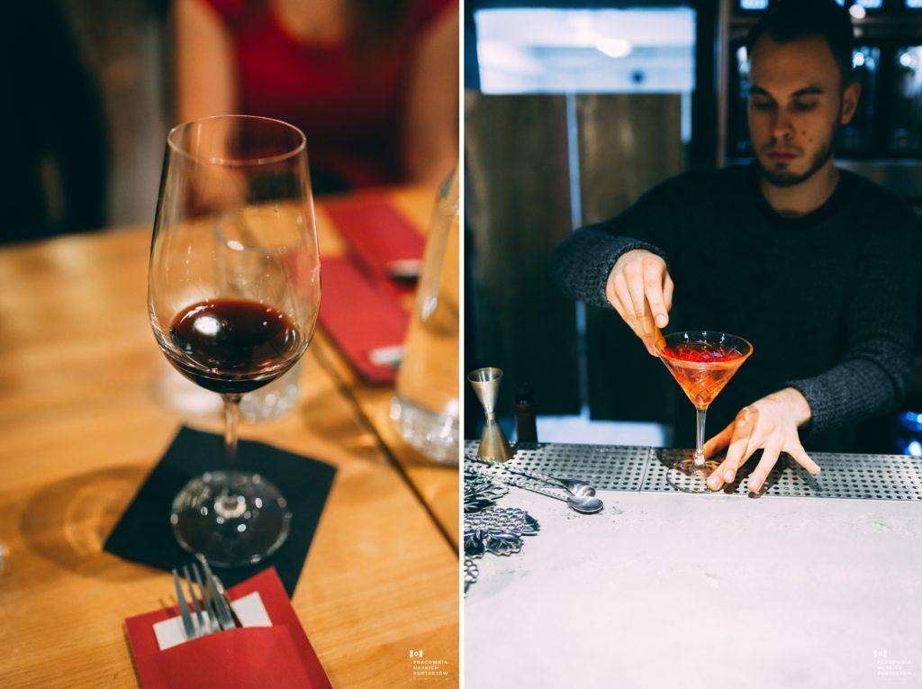 Strefa - Wino & drinki