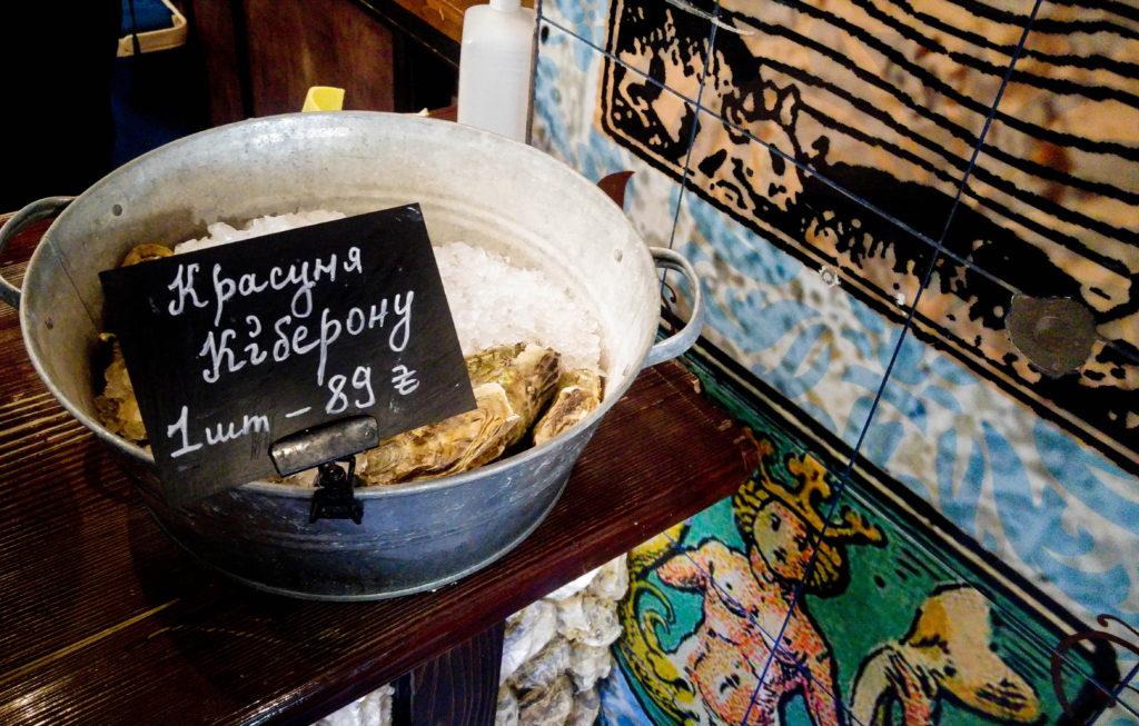 Bar Mushly – najlepsze ostrygi