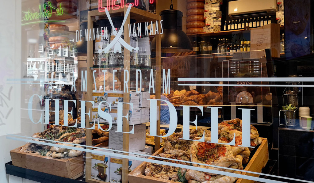 Amsterdam Cheese Deli - Delikatesy serowe