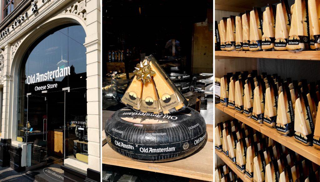 Old Amsterdam - Sklep z serem i degustacją