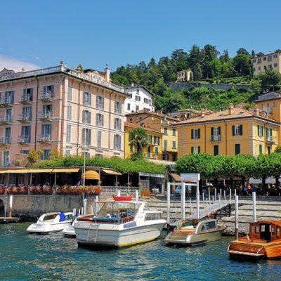 Jezioro Como – co warto zwiedzić i gdzie zjeść