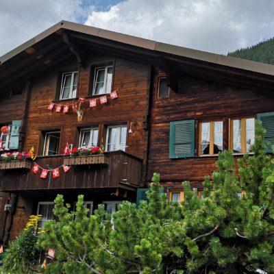 Szwajcaria/góry – atrakcje i miejsca warte odwiedzenia