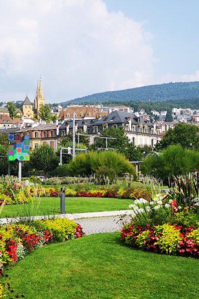 Szwajcaria/miasta – atrakcje i miejsca warte odwiedzenia